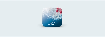 This is the icon for Linde´s Fascinating Gases APP